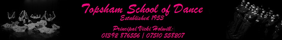 Topsham School of Dance